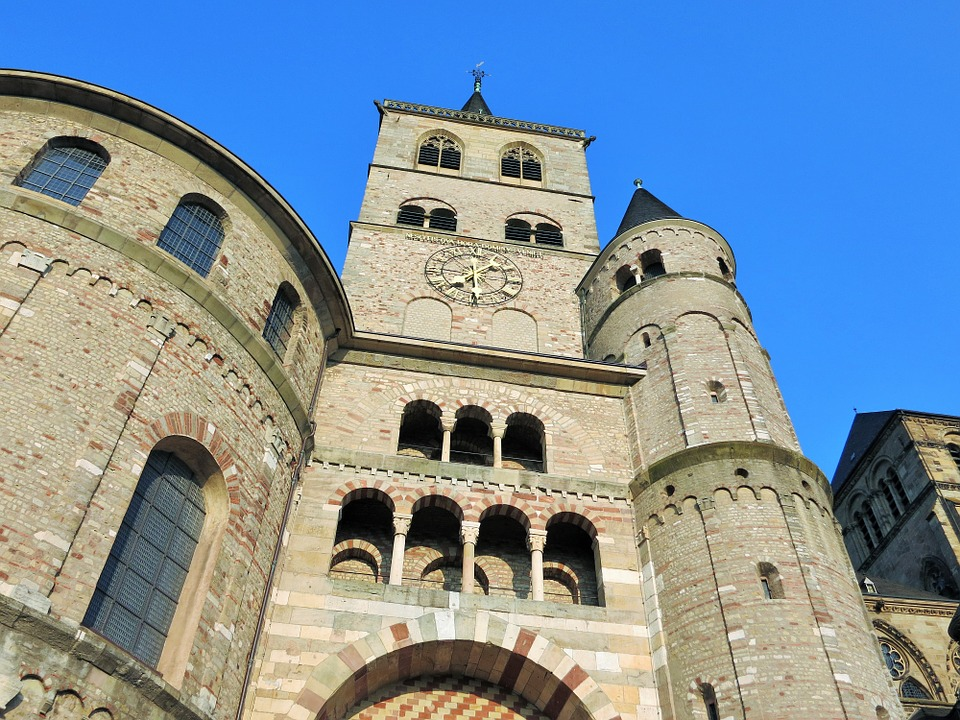 трир, катедрала