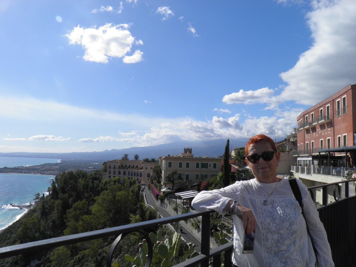 Изглед към Етна