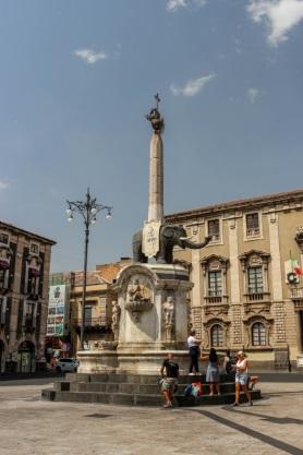 Fontana Dell'Elefante