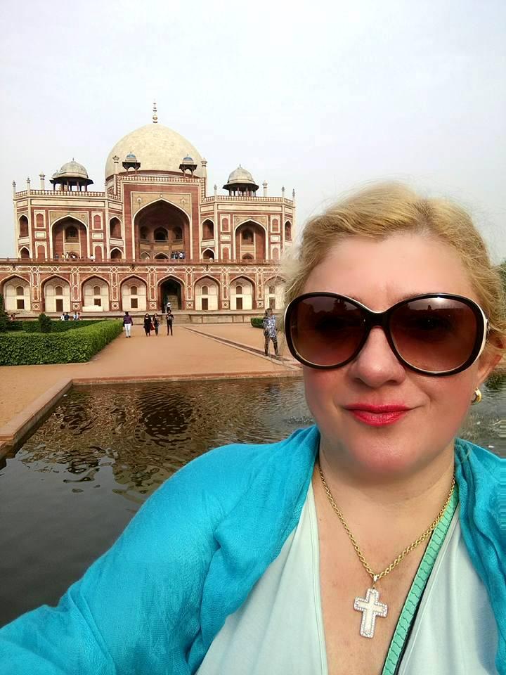 Гробницата на Хумаюн в Делхи