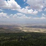 Огромна пропаст зейна в Кения (видео)