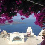 15 слънчеви кадъра от Санторини, в които ще се влюбите