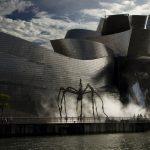 """Футуристичният музей """"Гугенхайм"""", описан в романа """"Произход"""" на Дан Браун"""