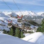 Топ 5 на най-добрите ски курорти във Франция