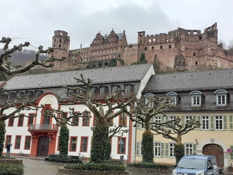 Германия, Баден-Вюртемберг и Страсбург