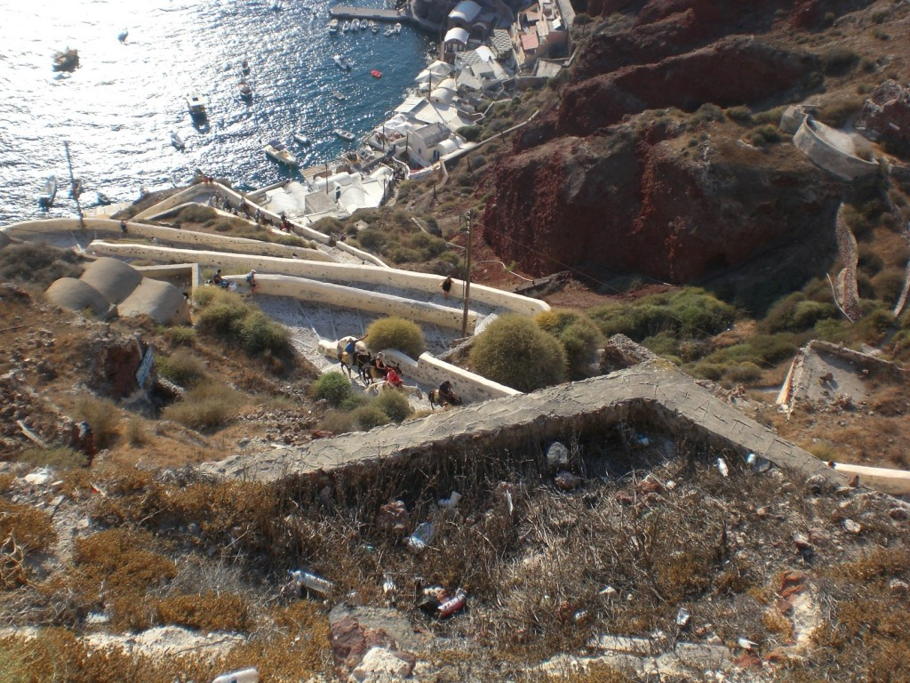 Santorini stalbi