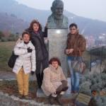 Вила Беллависта - Брунате, лаго де Комо, Италия