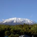 Килиманджаро – блестящата планина на Цар лъв